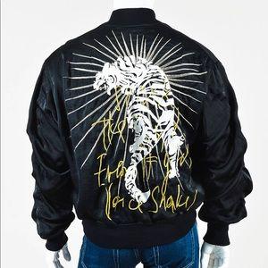 $4916 Haider Ackermann Myristicin Tiger Sweater